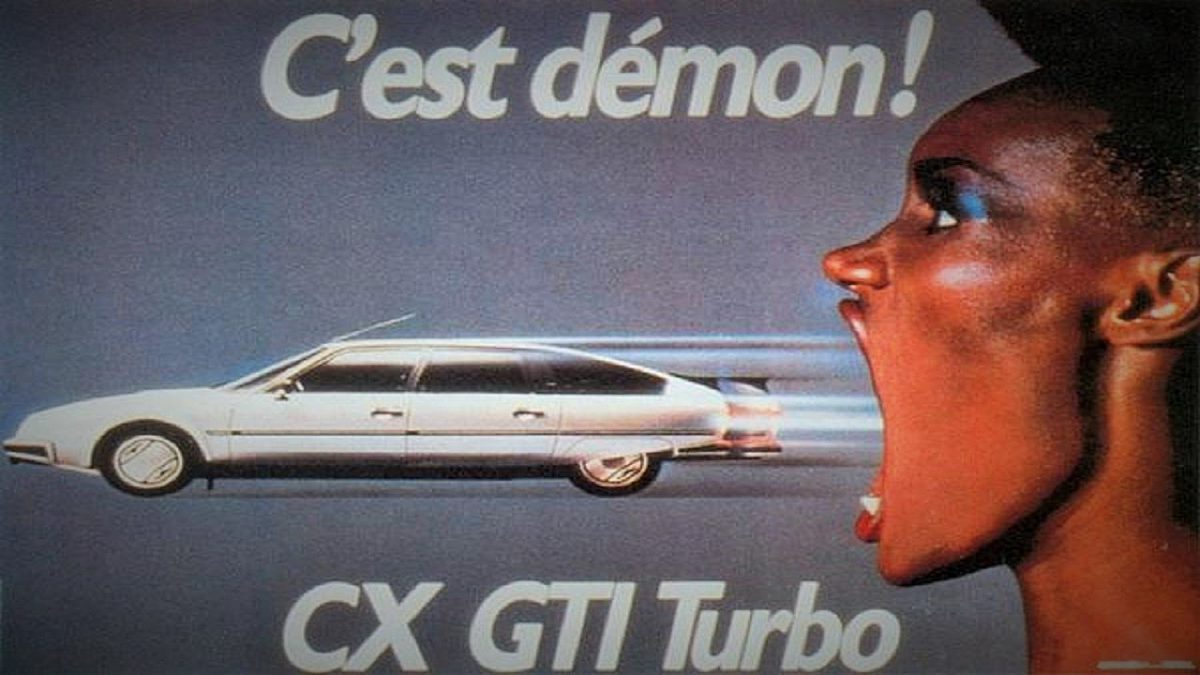 Come with me, I drive Citroën!